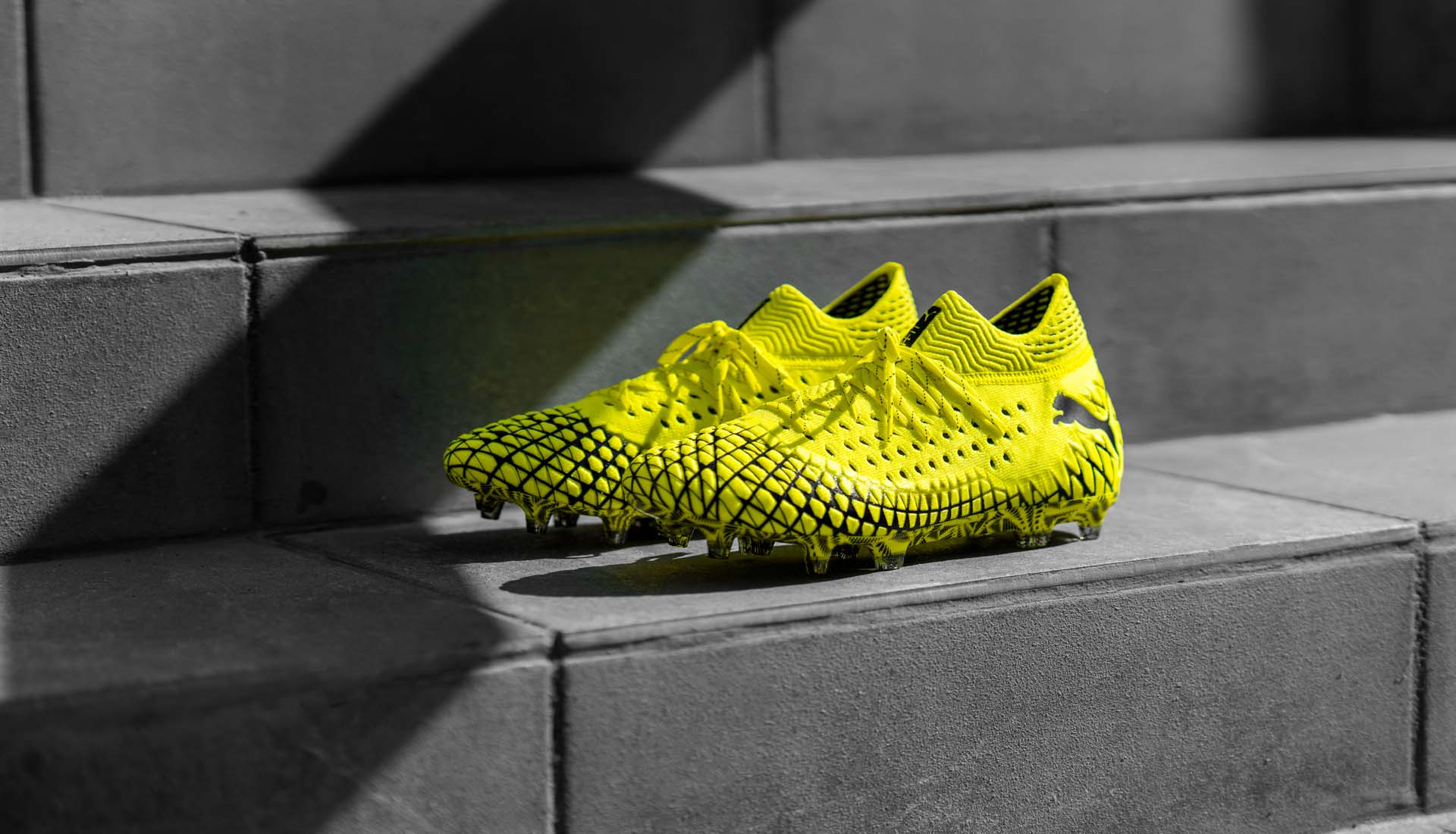 PUMA Launch The 'Rush Pack' - SoccerBible