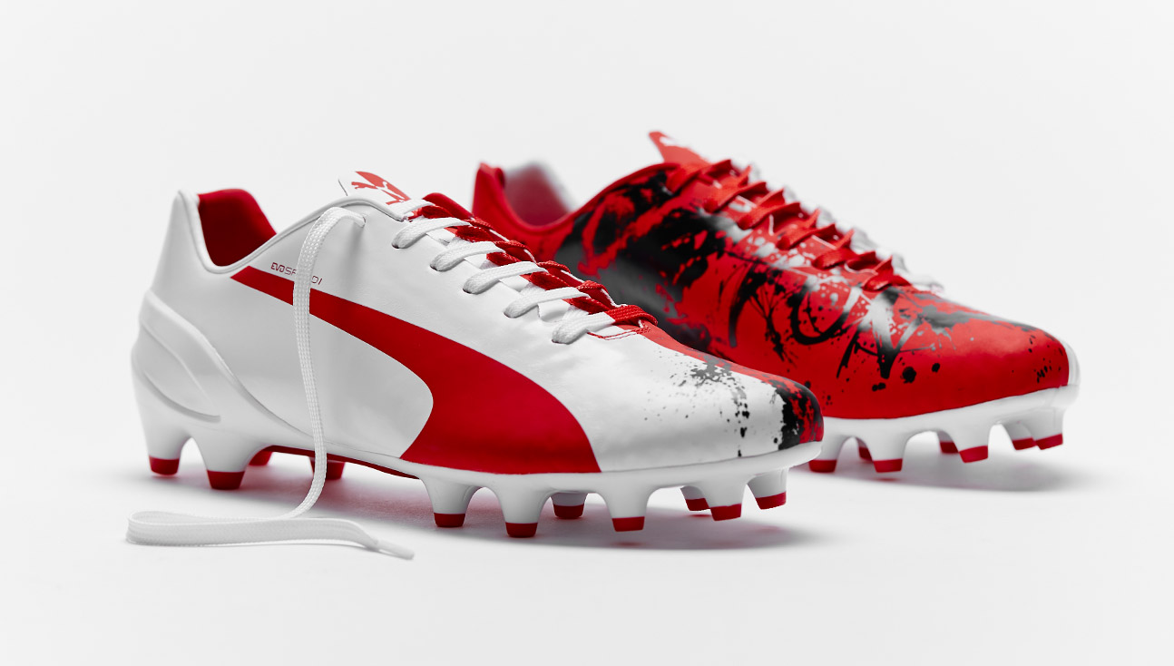 PUMA evoSPEED 1.3 Tricks