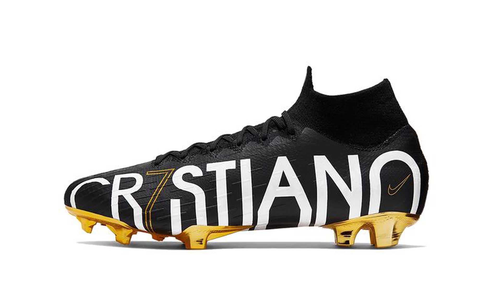 all cristiano ronaldo boots