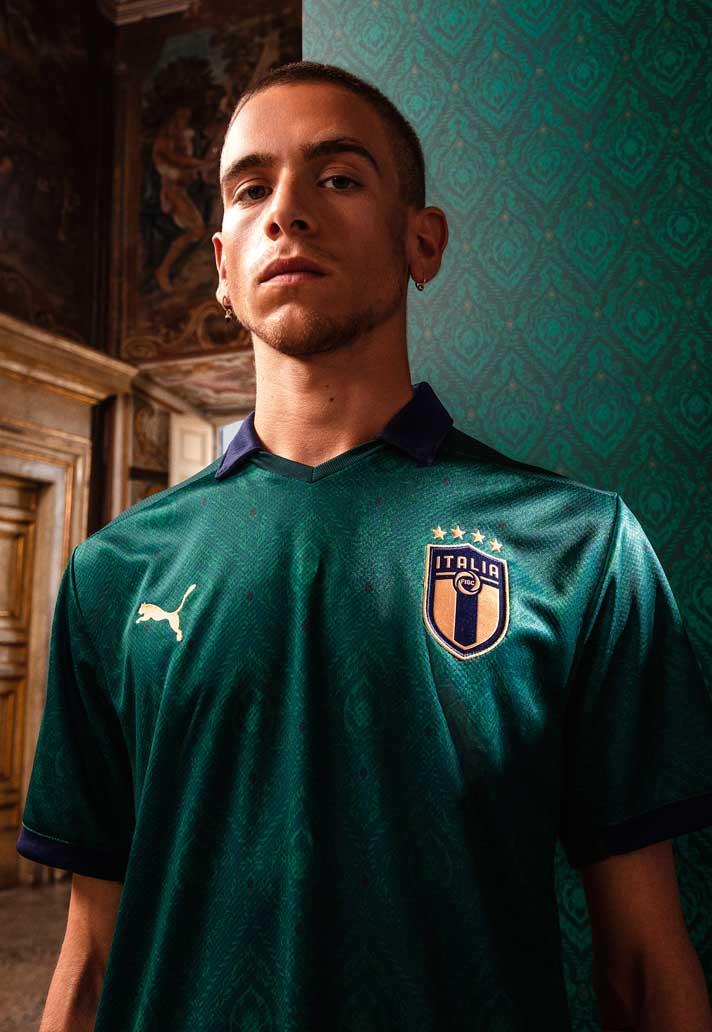 PUMA Launch The Italy Renaissance Kit - SoccerBible