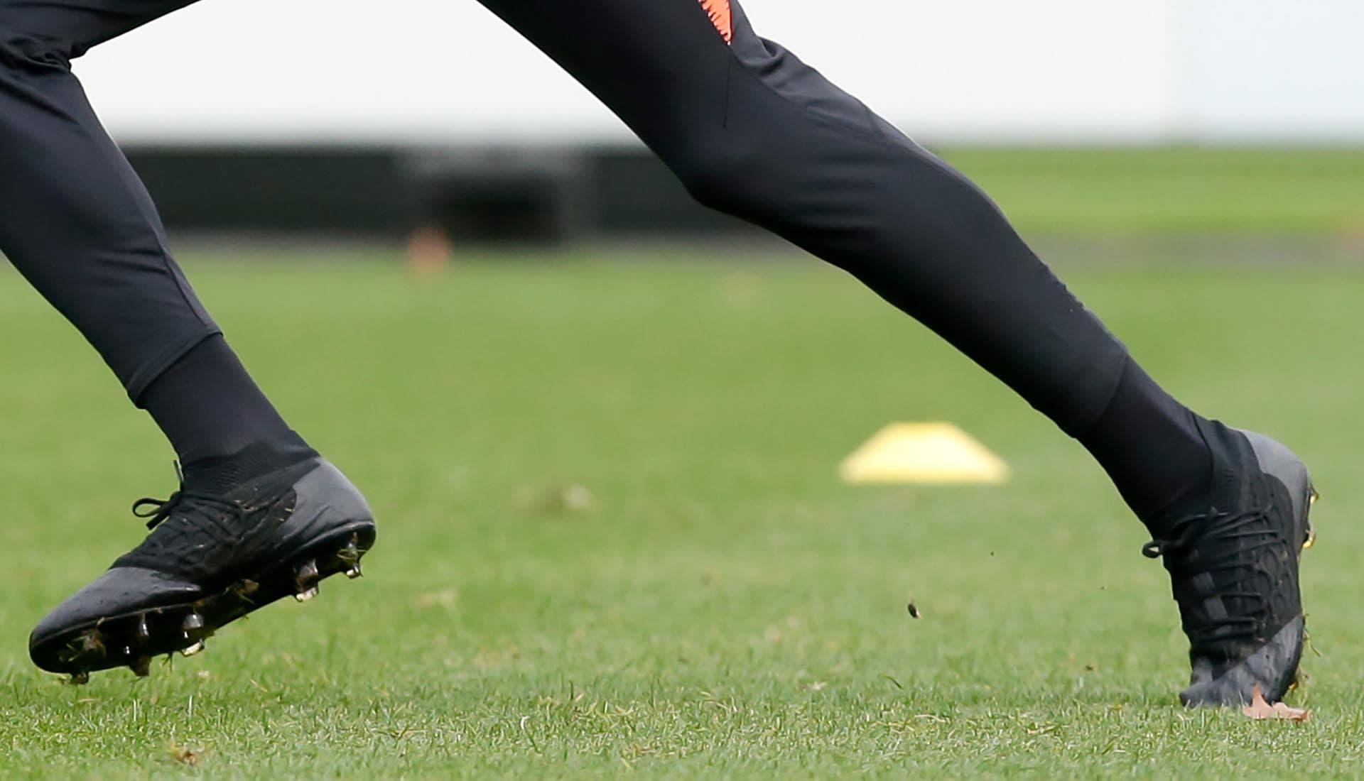 Cody Gakpo Trains In Next-Generation PUMA Future Football ...