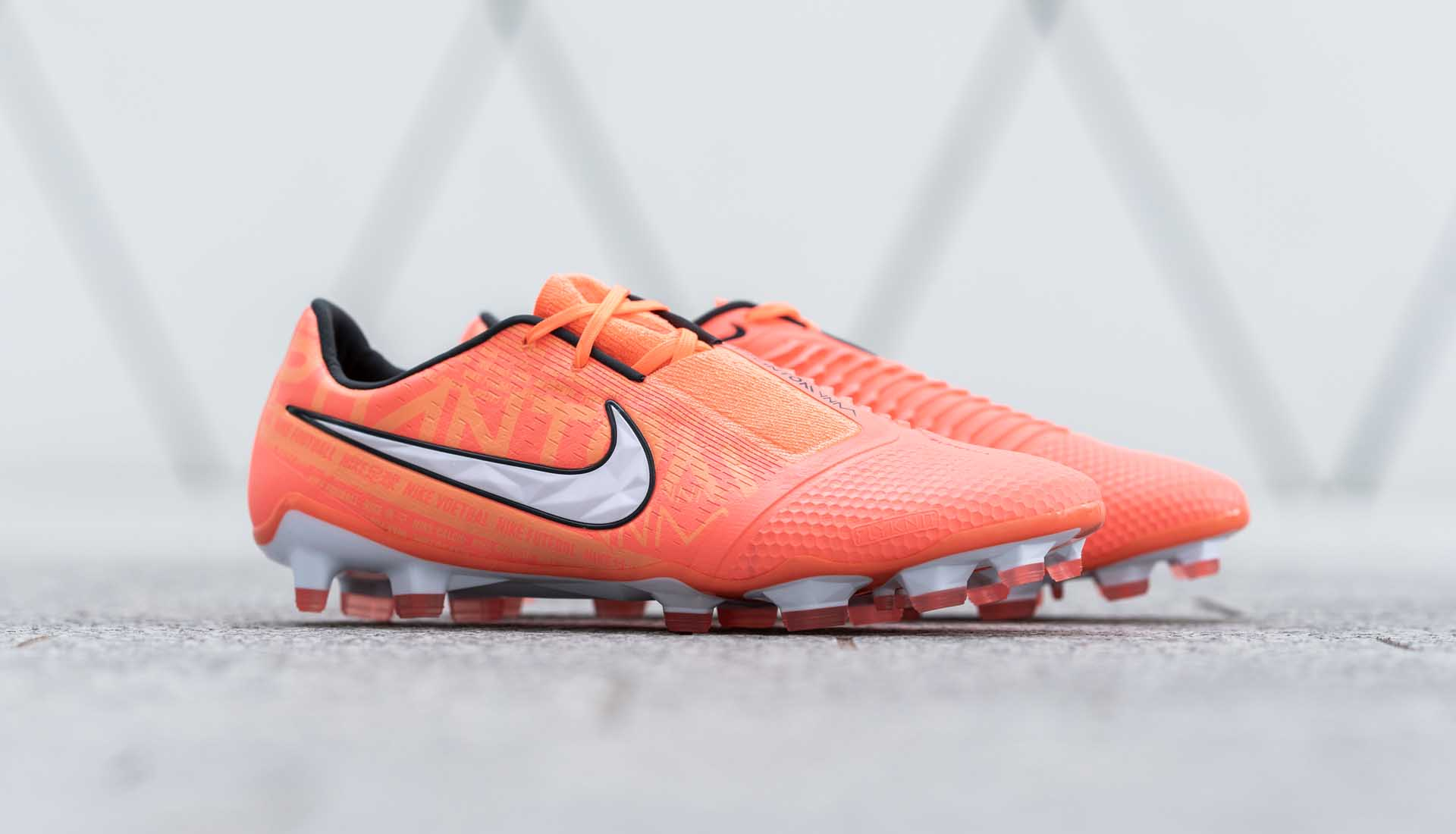 Nike Launch The Phantom Fire Football Boots Pack SoccerBible