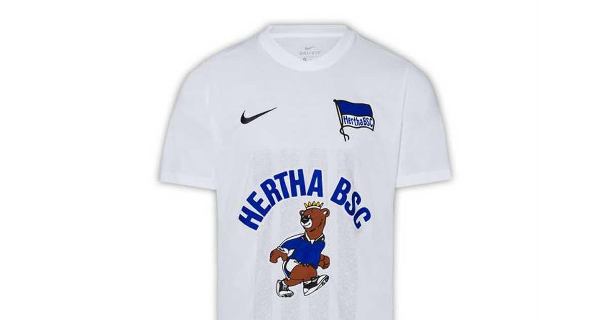 Hertha BSC Berlin Wir sind ein Berliner T-Shirt