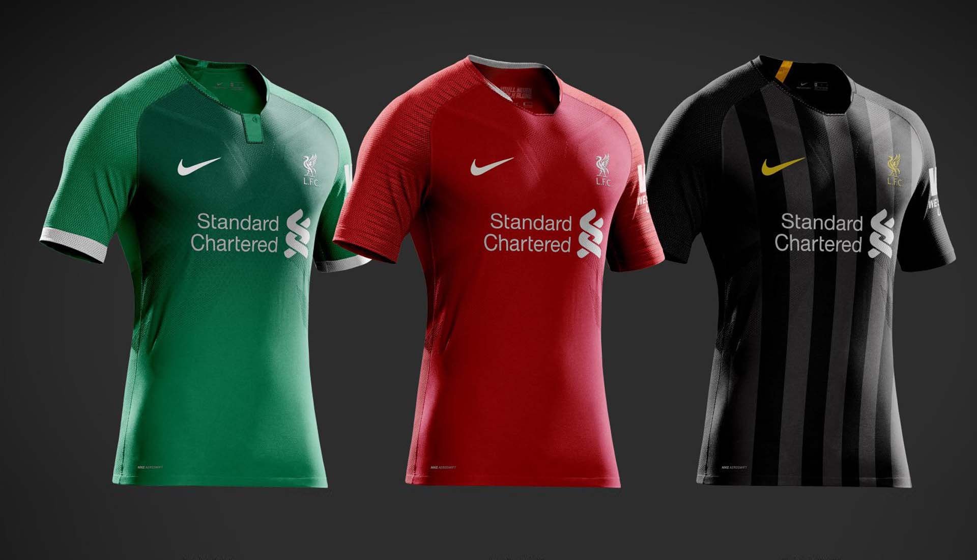 latest discount info for 2018 shoes The Best Nike x Liverpool Concept Kits - SoccerBible