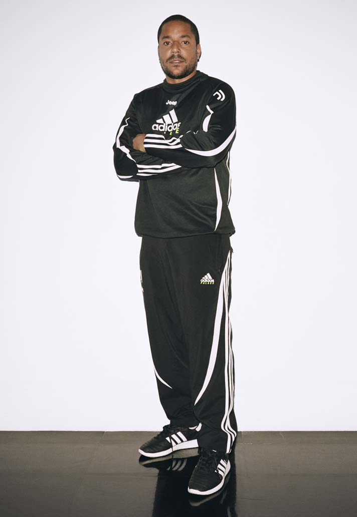 Palace Unveil New Lookbook For Juventus x adidas Collection - SoccerBible