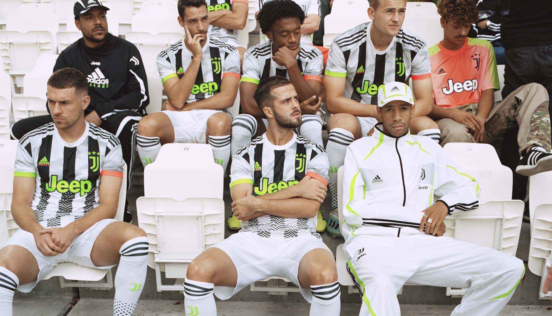 Palace Unveil New Lookbook For Juventus X Adidas Collection Soccerbible