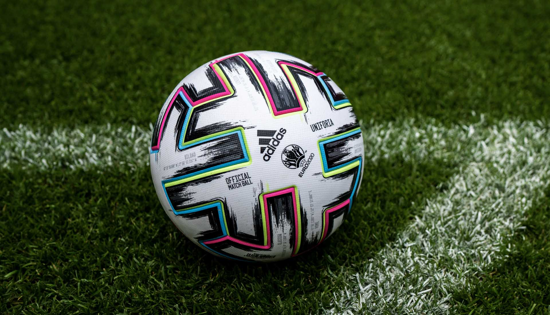 adidas Reveal the 'Uniforia' EURO 2020 Ball SoccerBible
