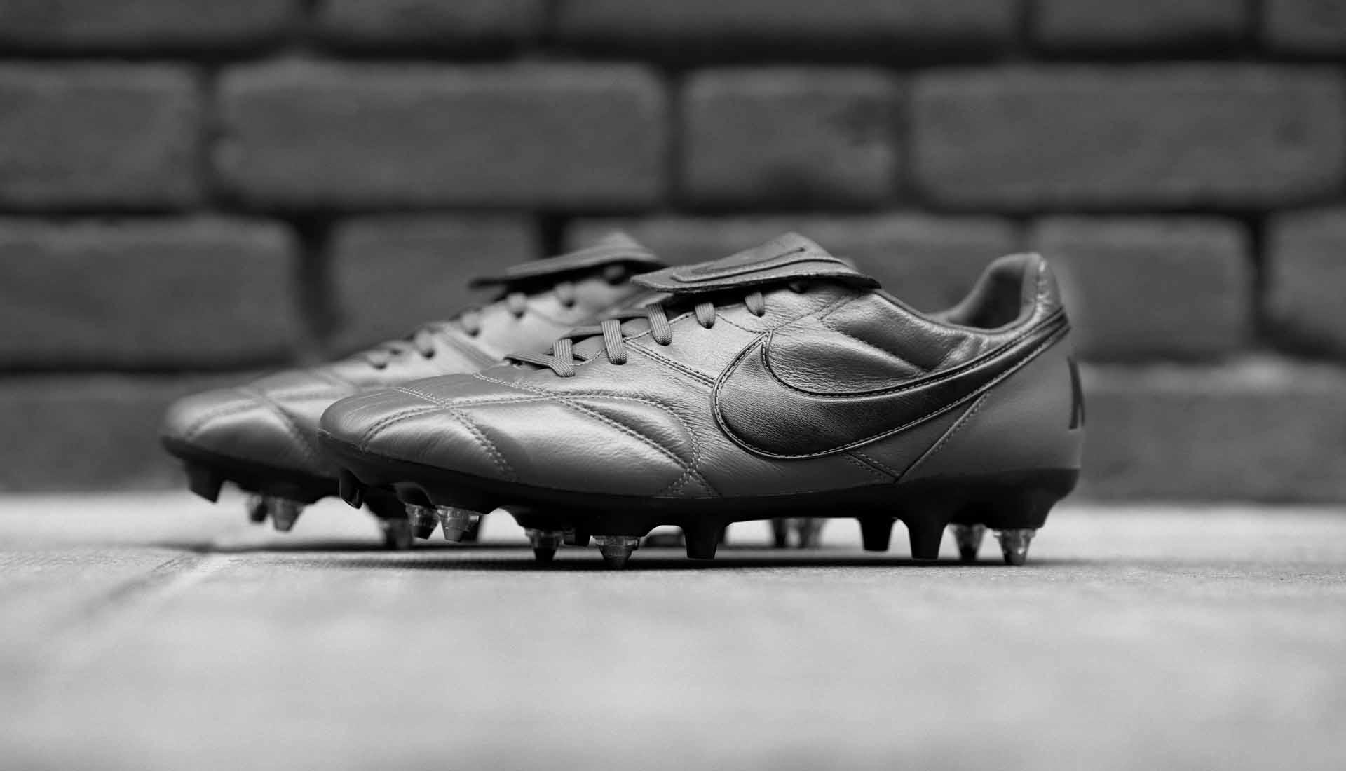 "Nike Launch The Premier II ""Dark Grey"