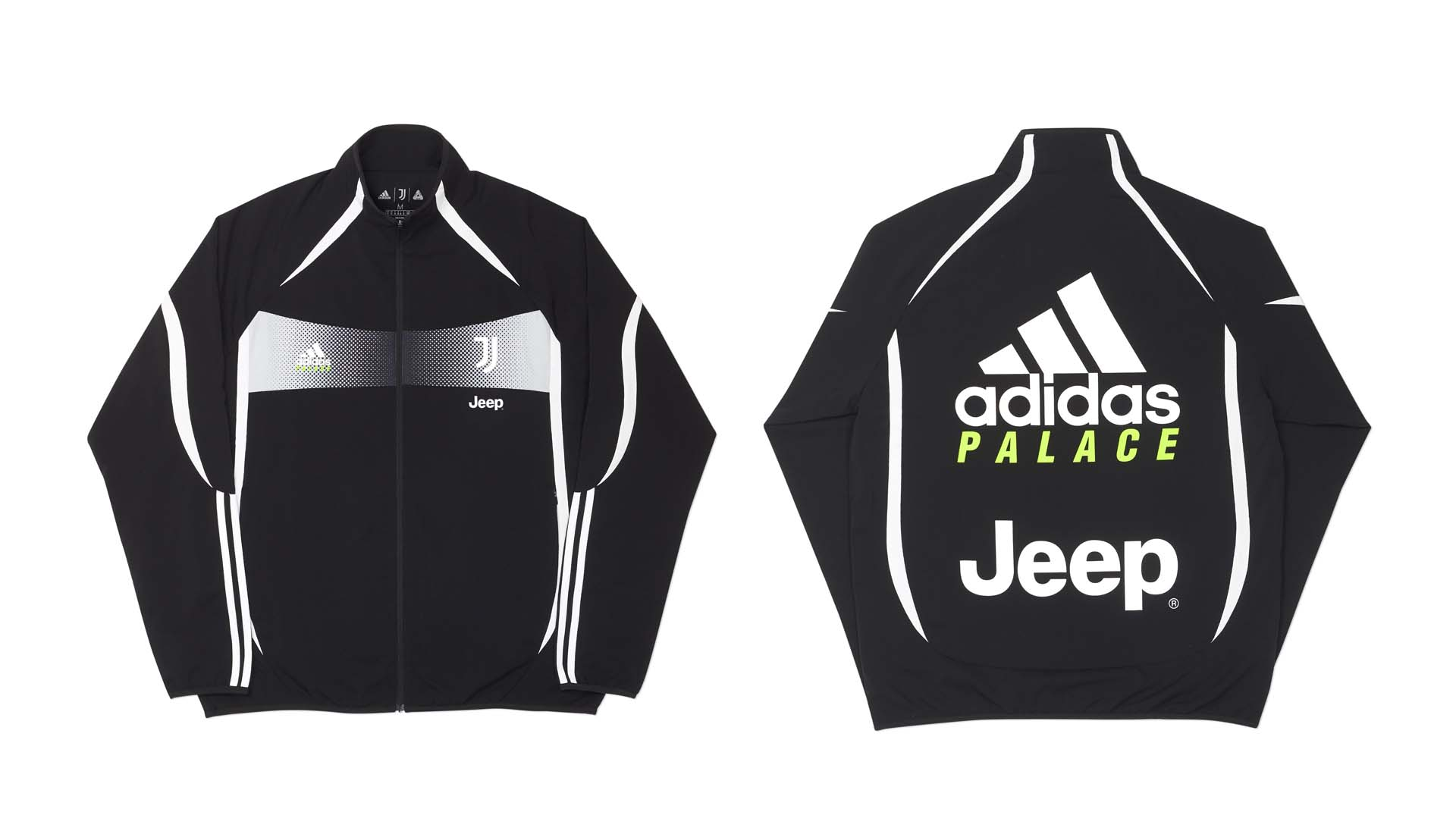 Every Palace x Juventus x adidas Piece Dropping This Week