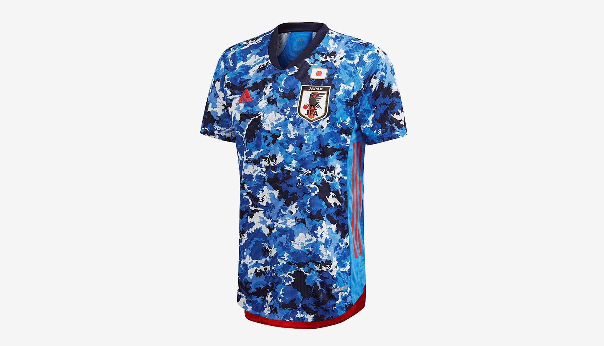 adidas Reveal The Japan 2020 Home Shirt - SoccerBible
