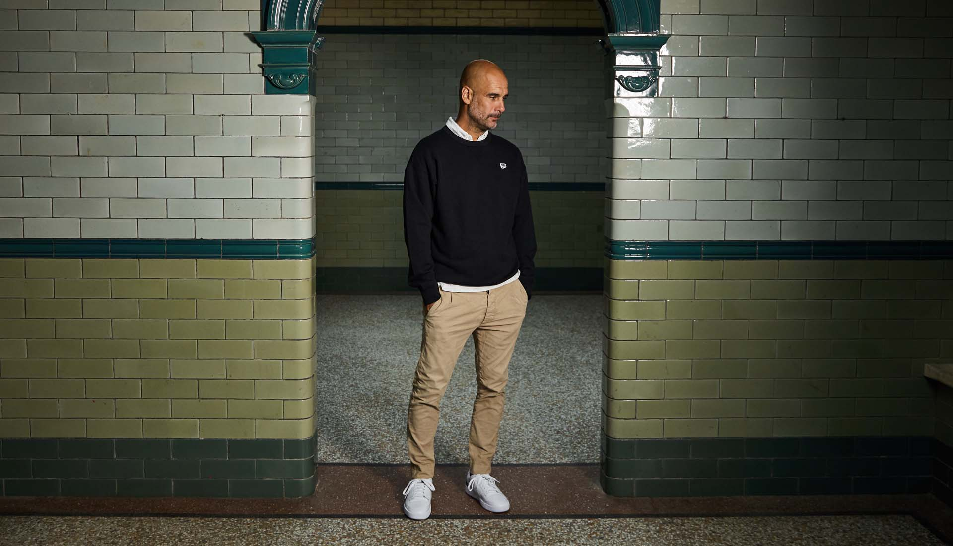 Pep Guardiola Interview For SoccerBible Magazine Issue 13 - SoccerBible