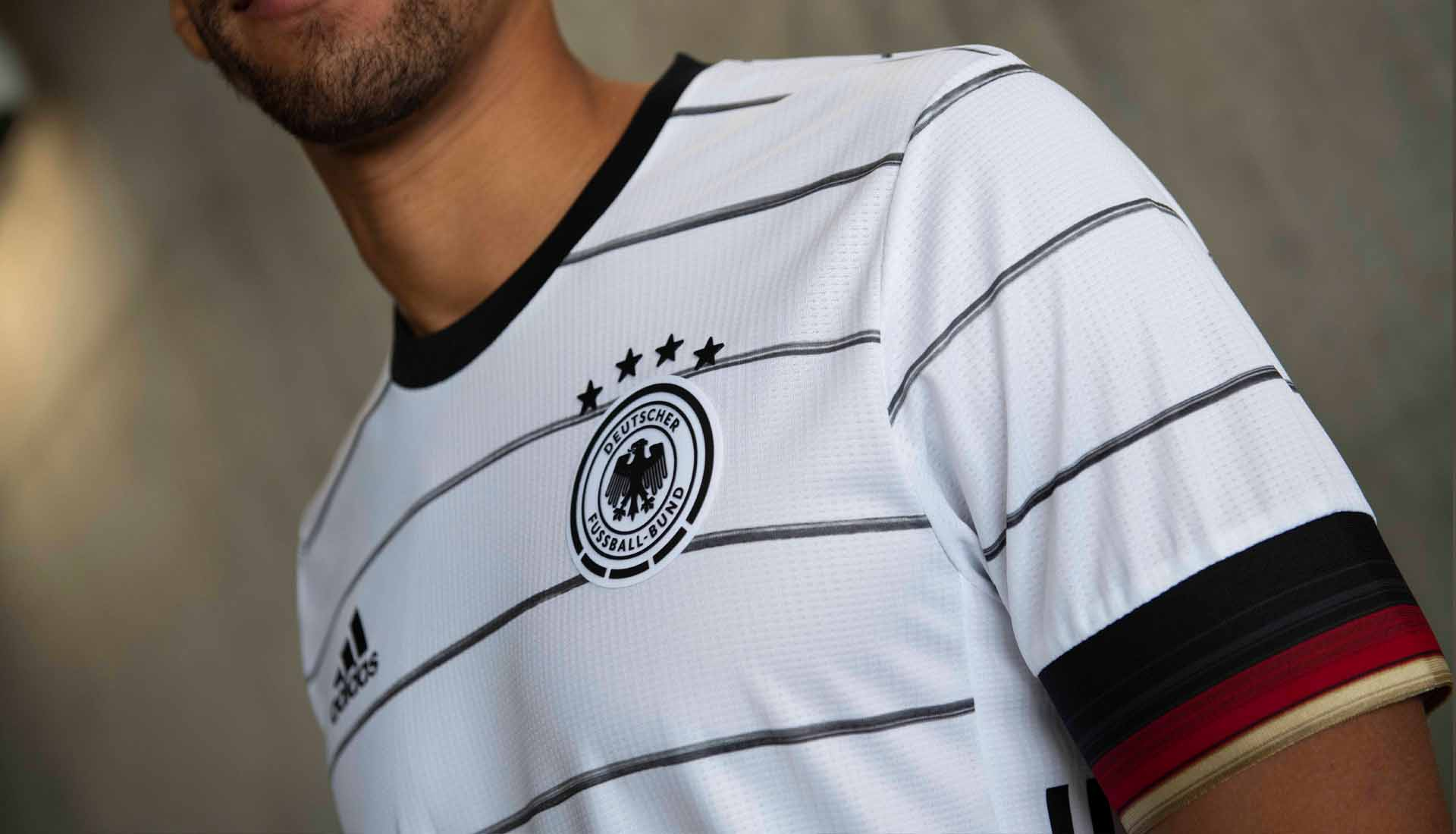 adidas Reveal Germany EURO 2020 Home Shirt - SoccerBible