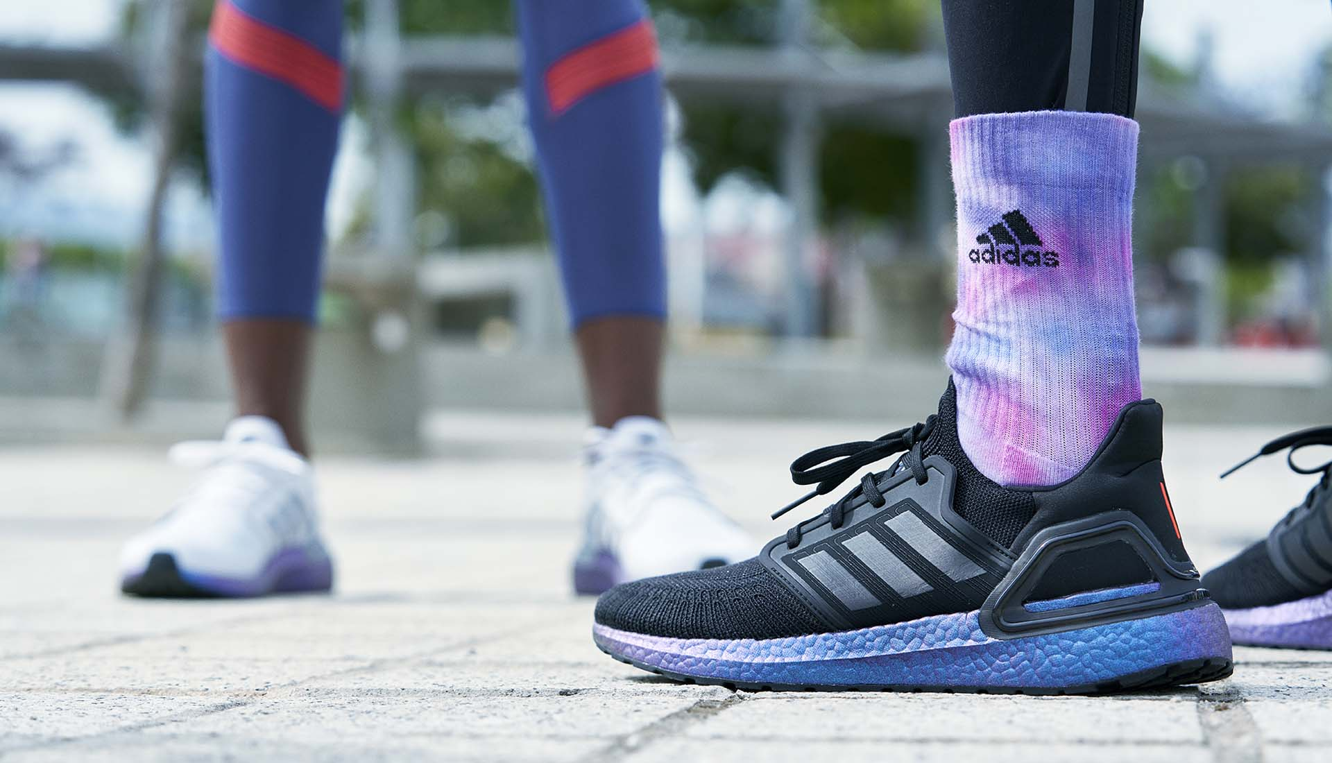 adidas Launch The UltraBoost 20 In Partnership With ISS U.S. ...