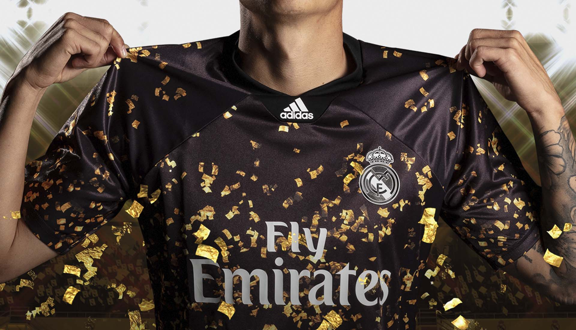 adidas Launch special-edition Real Madrid Shirt In Collaboration ...