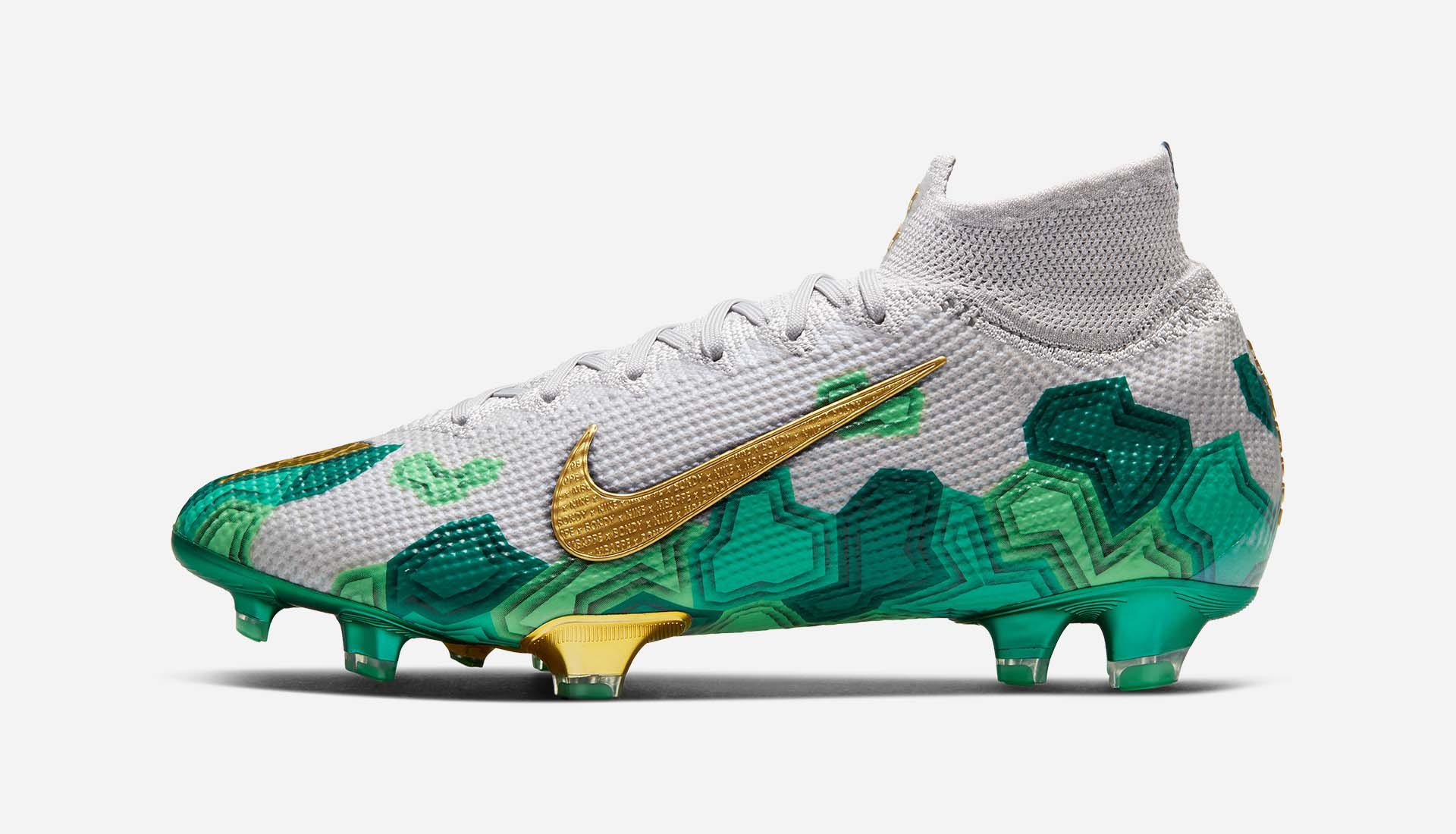 Nike Launch Kylian Mbappé's First