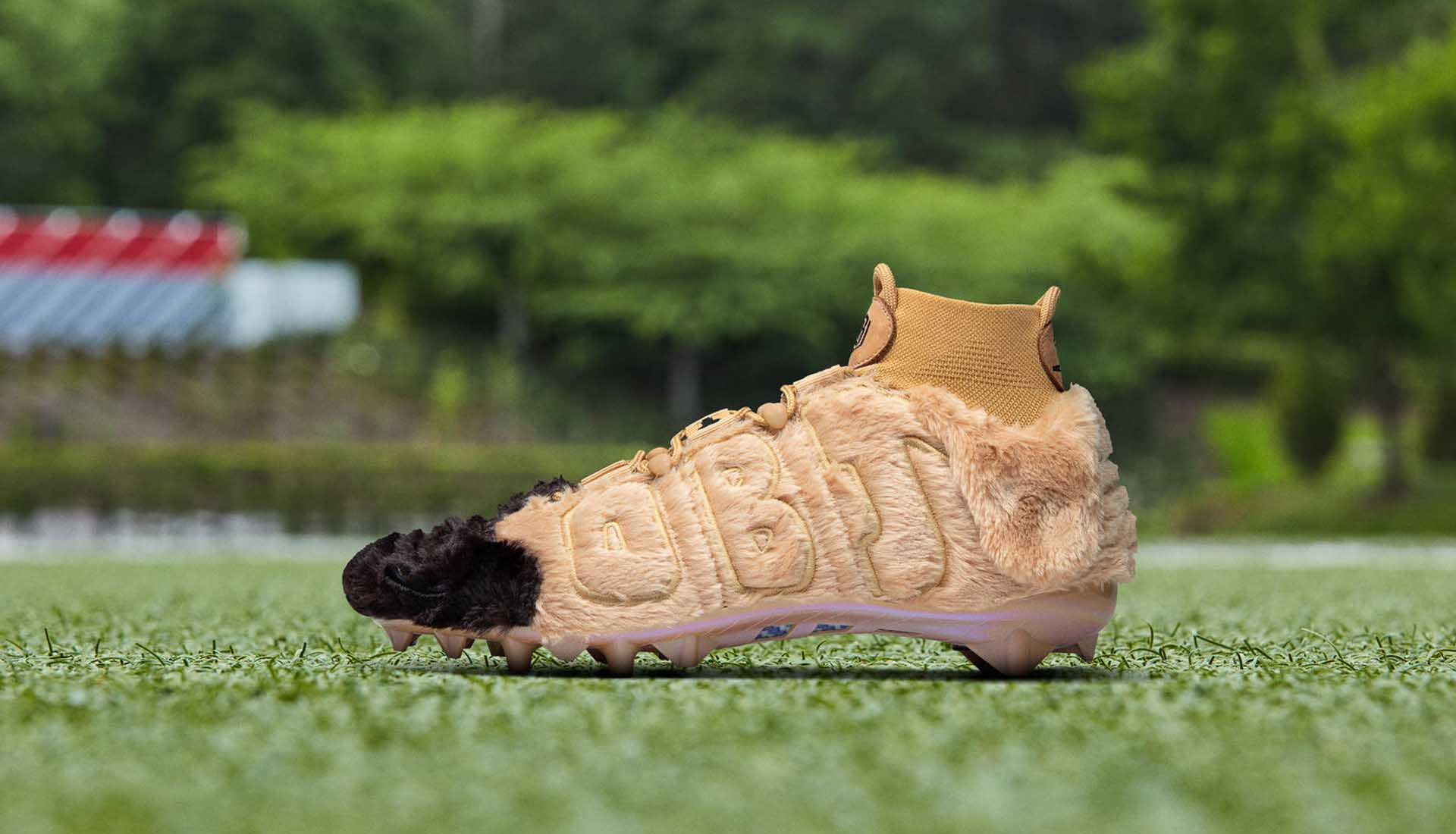 Why Odell Beckham's Nike Cleat Game Is