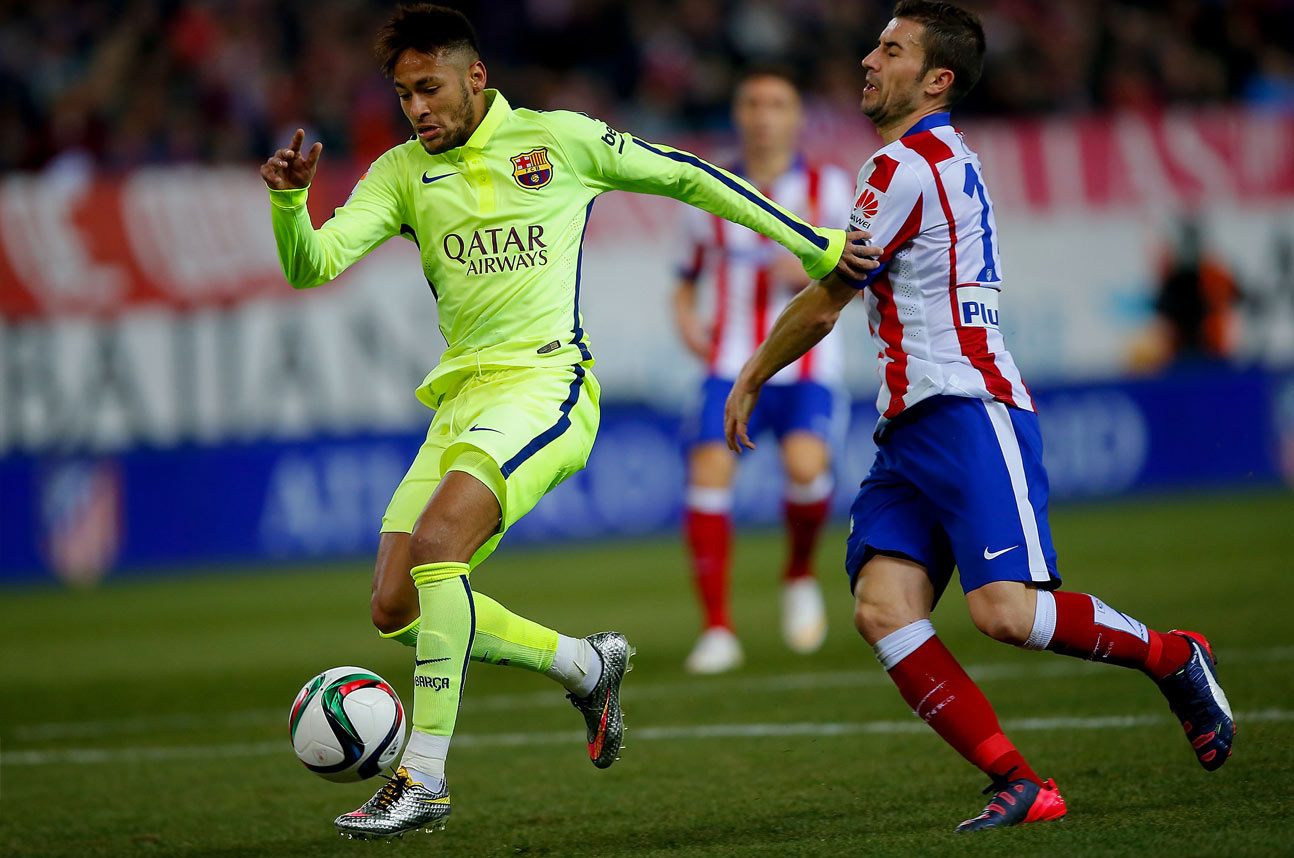 the latest ba2f6 7ed0d Neymar Debuts Nike Hypervenom Liquid Diamond In Copa del Rey ...