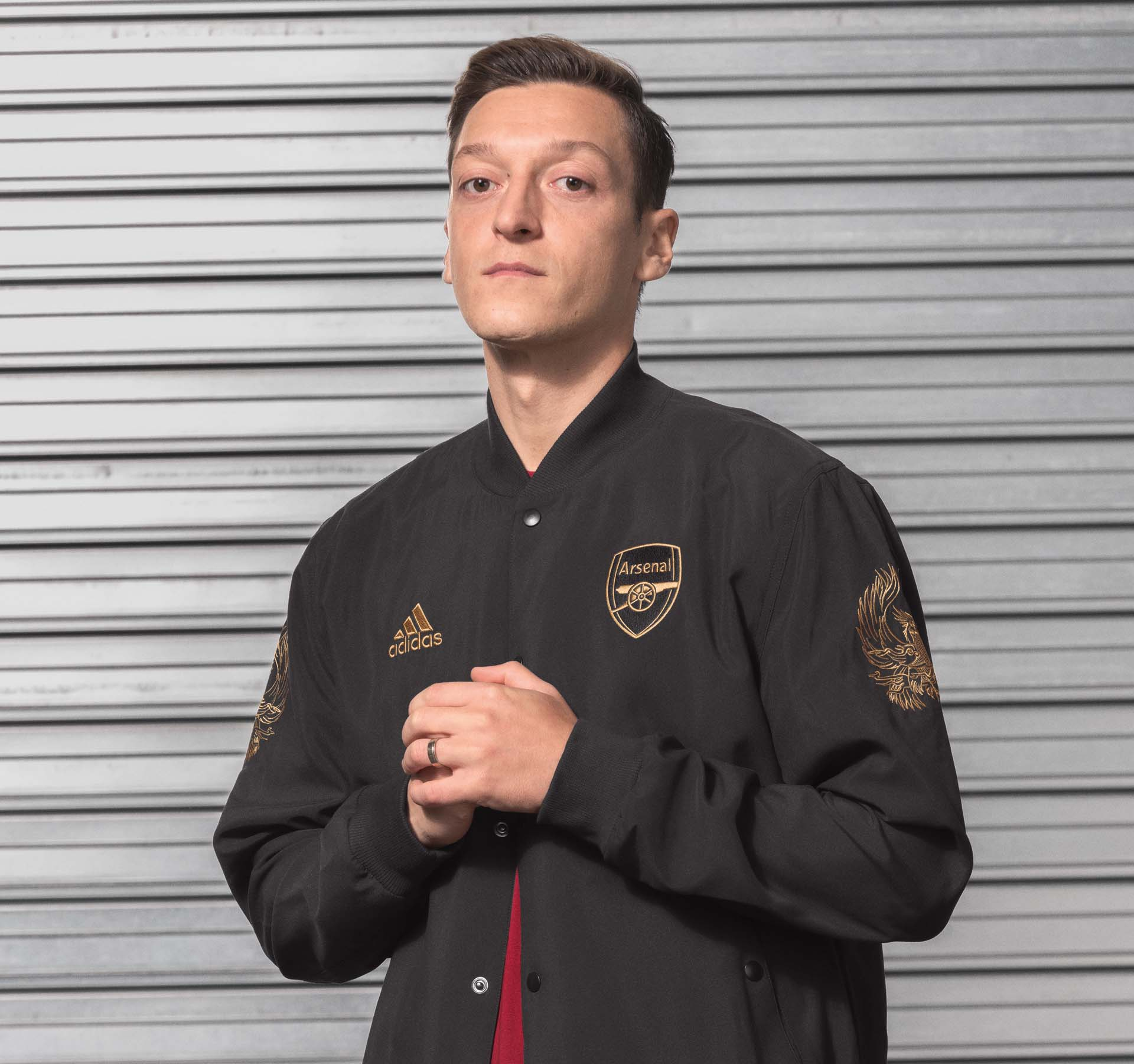 adidas Launch Arsenal Chinese New Year Clothing Collection ...