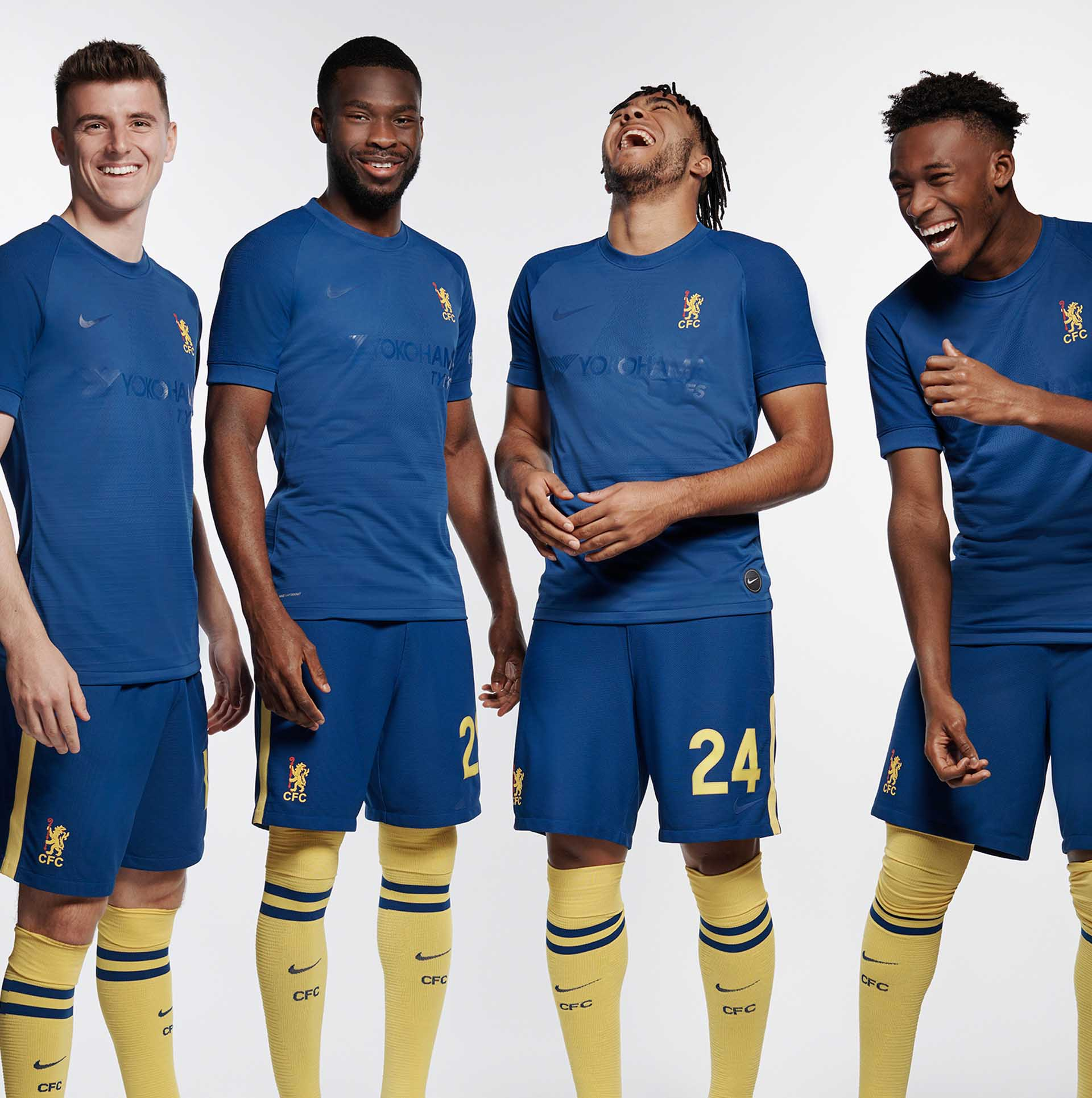 Nike Launch Special Edition Commemorative Chelsea Kit Soccerbible