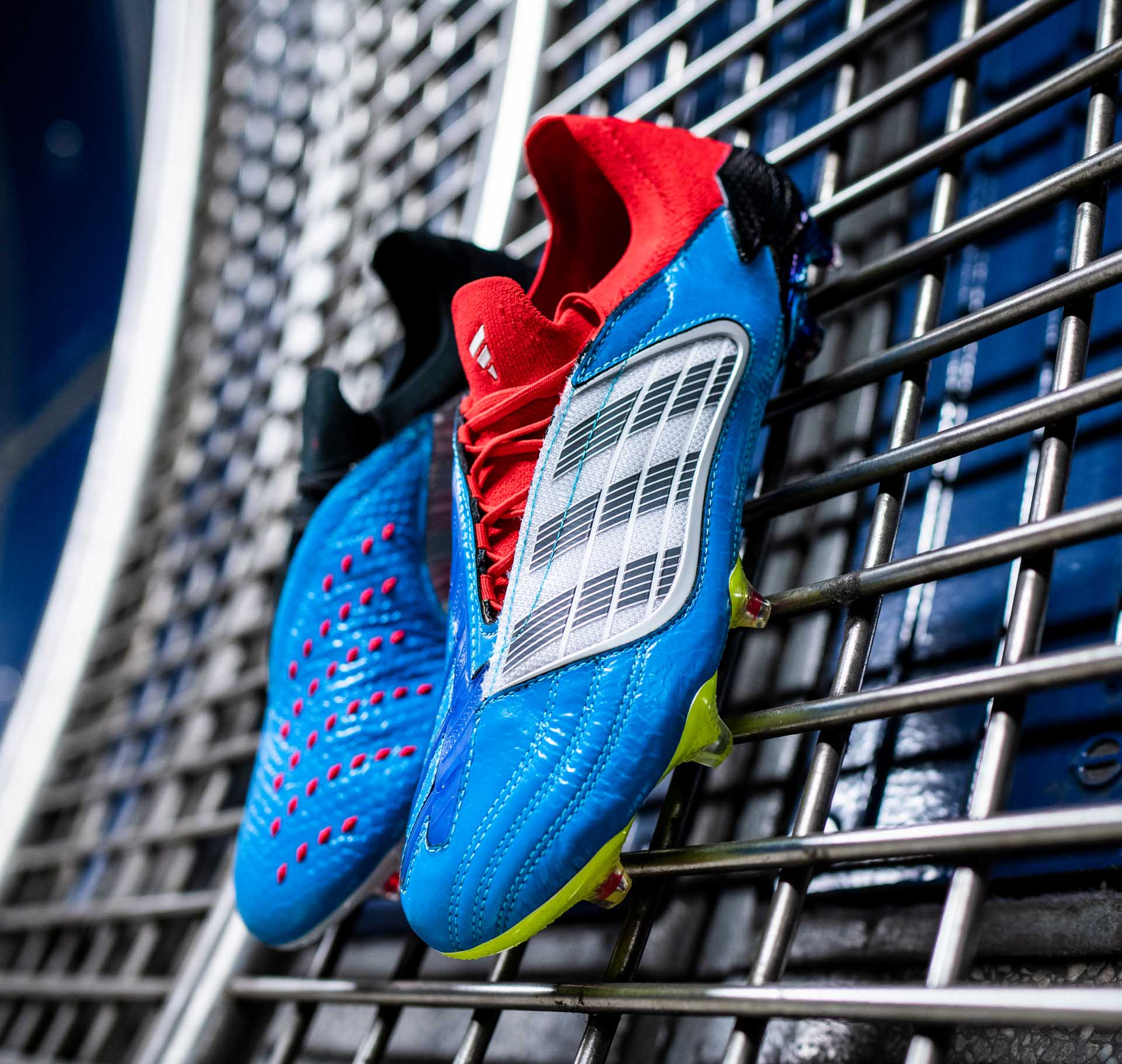 Adidas Launch The Special Edition Predator Archive Mutator Football Boots Soccerbible