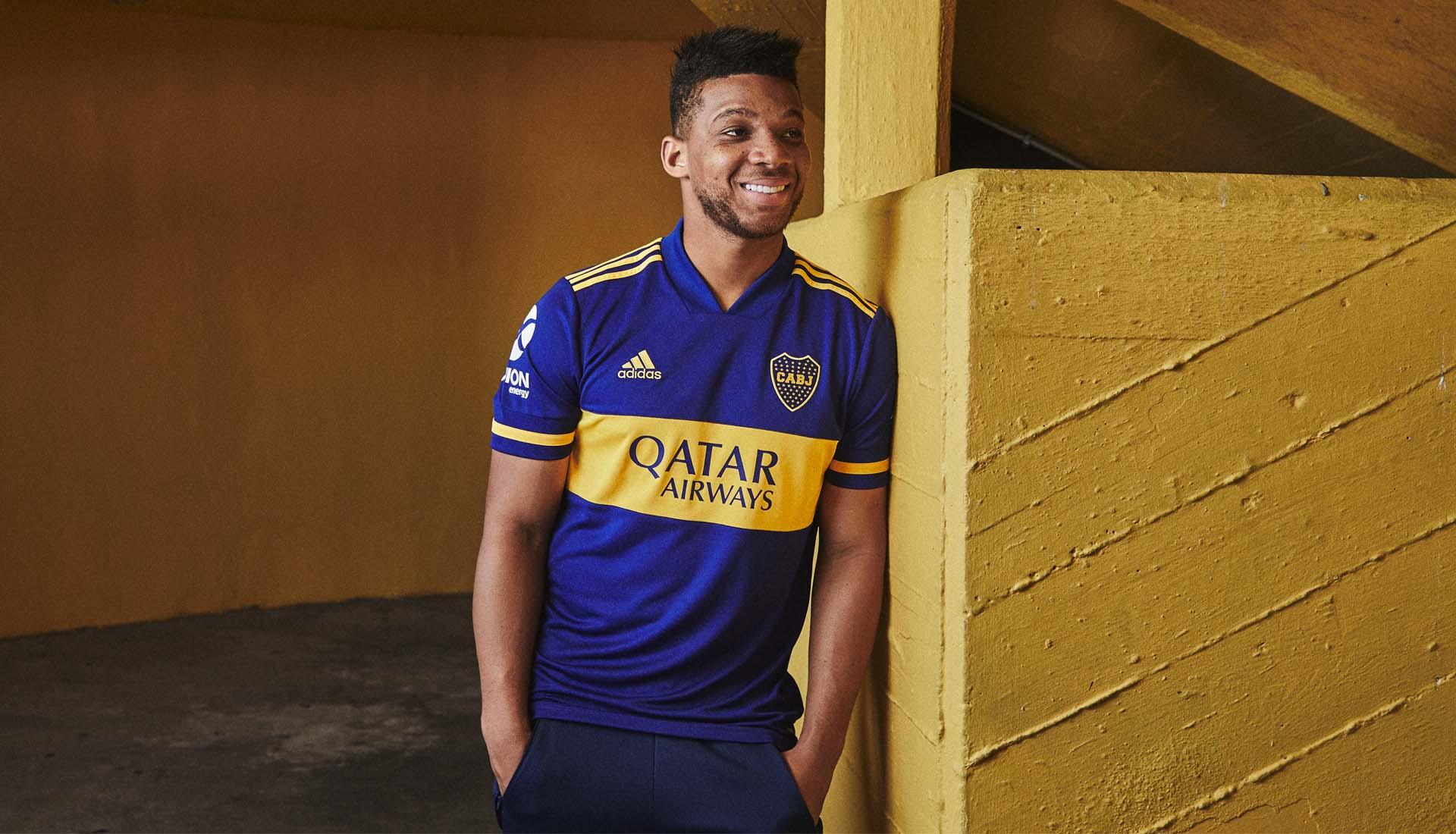 adidas Launch Boca Juniors 2020/21 Home & Away Shirts - SoccerBible