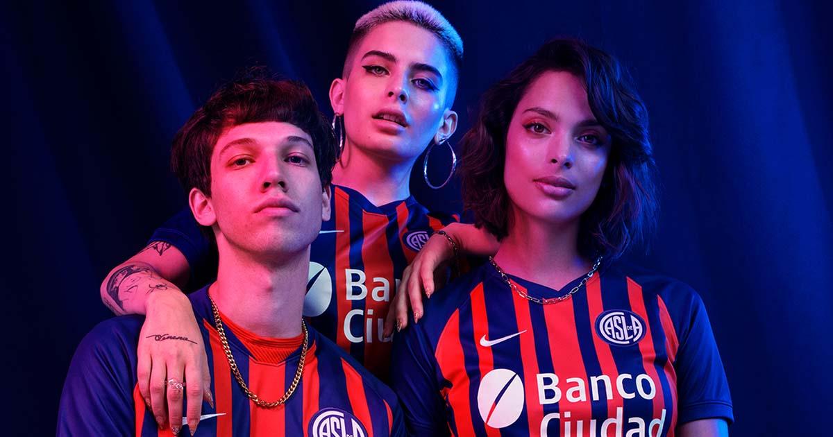 Nike Launch San Lorenzo 2020 Home & Away Shirts - SoccerBible