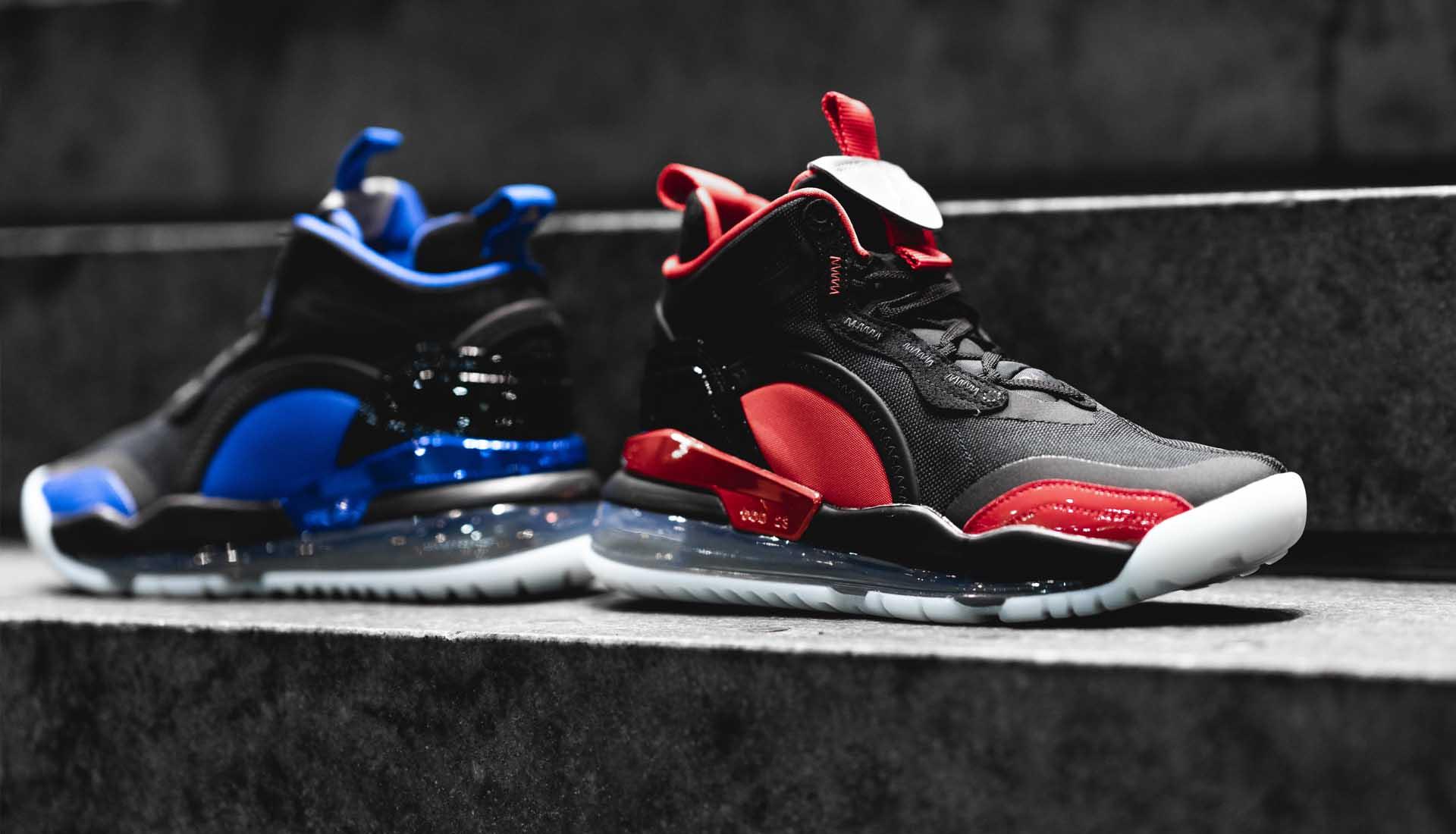 PSG x Jordan Aerospace 720 Sneakers