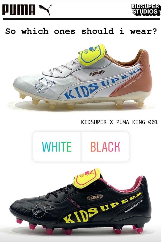 KidSuper x PUMA Unveil Two Customised