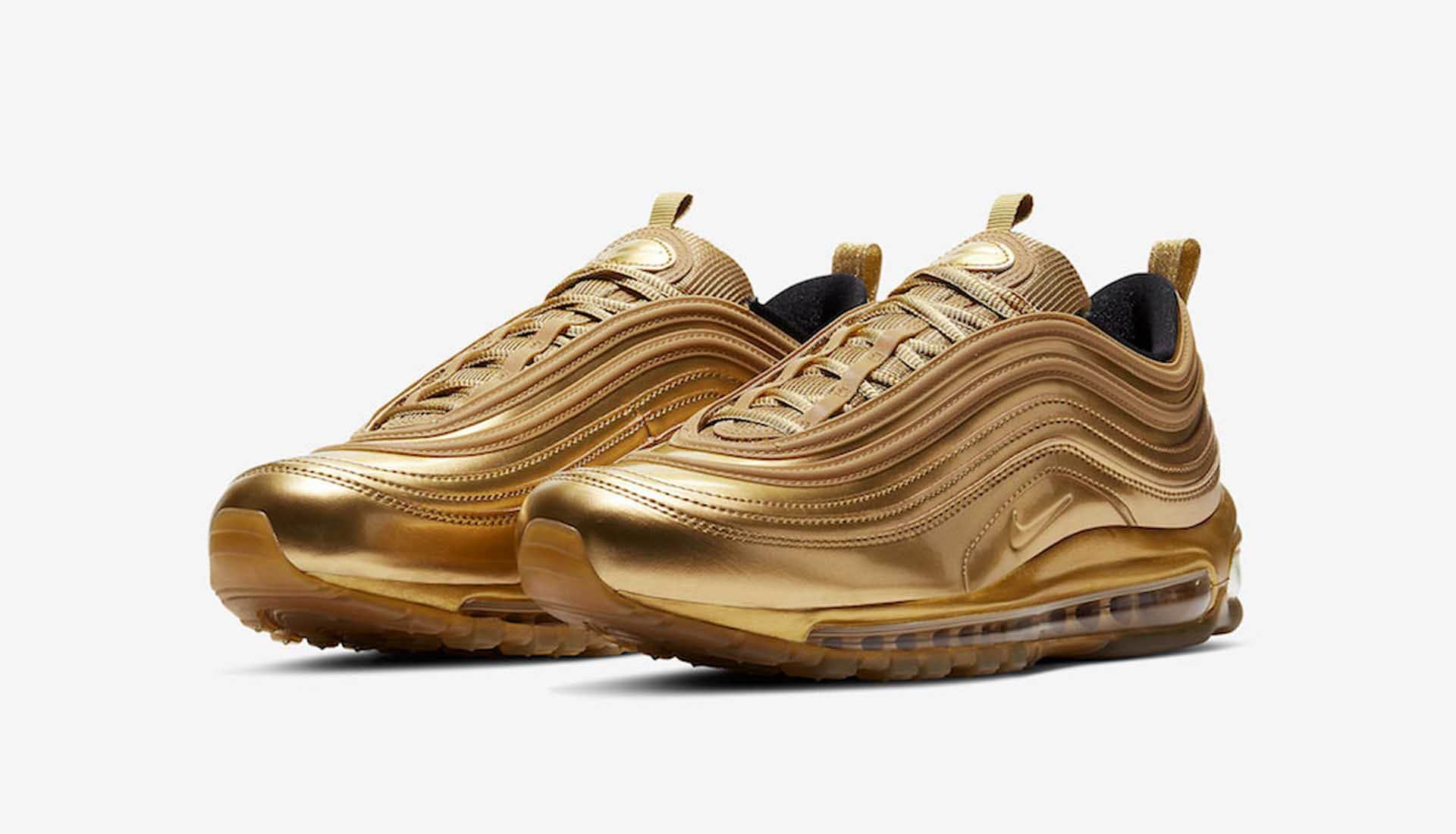 air max 97 in gold