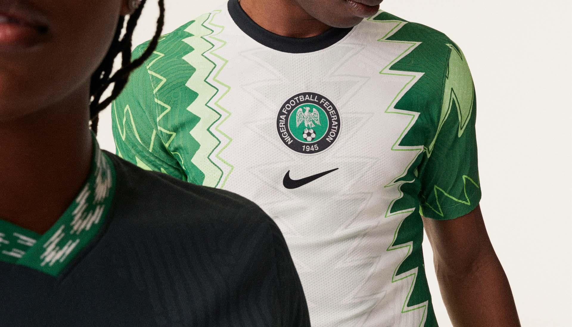 Superposición Problema Travieso  Nike Launch 2020 Kits For Nigeria, USA & South Korea - SoccerBible