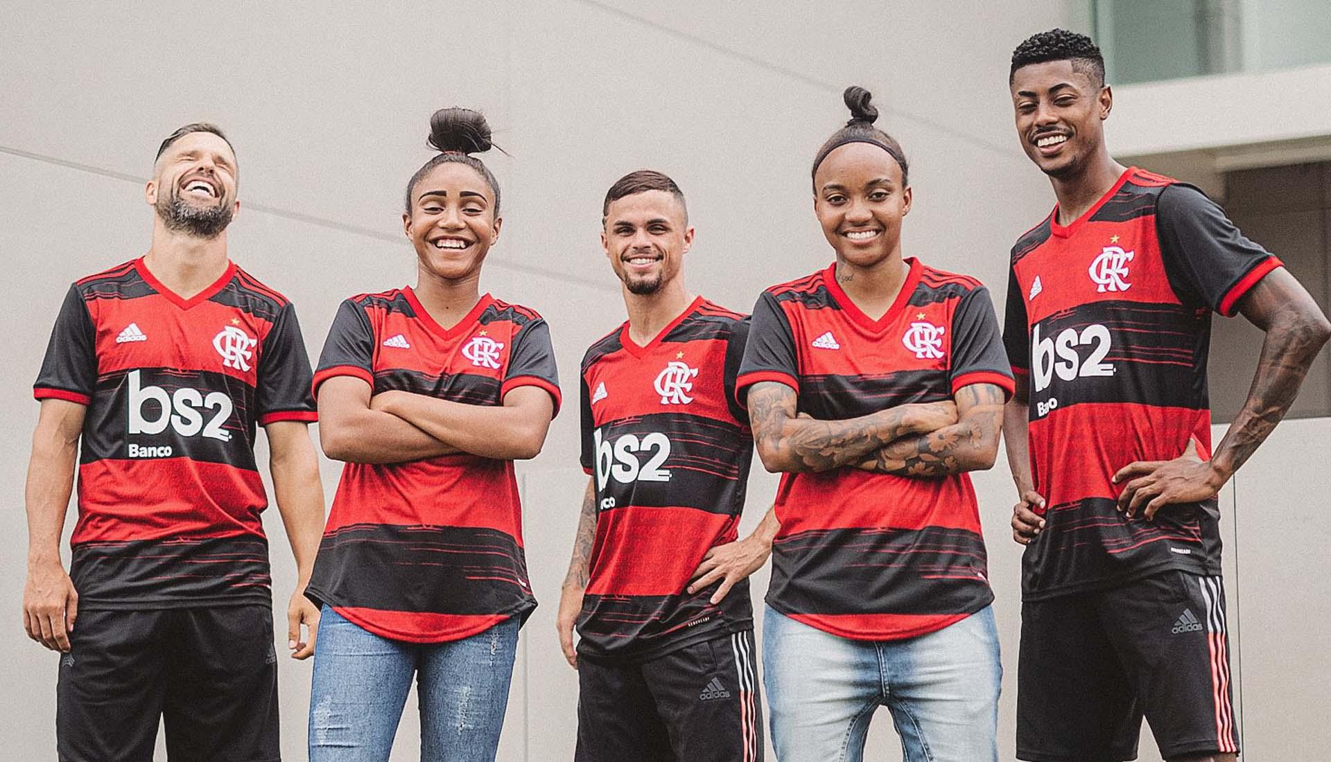 adidas Launch The Flamengo 2020 Home Shirt - SoccerBible