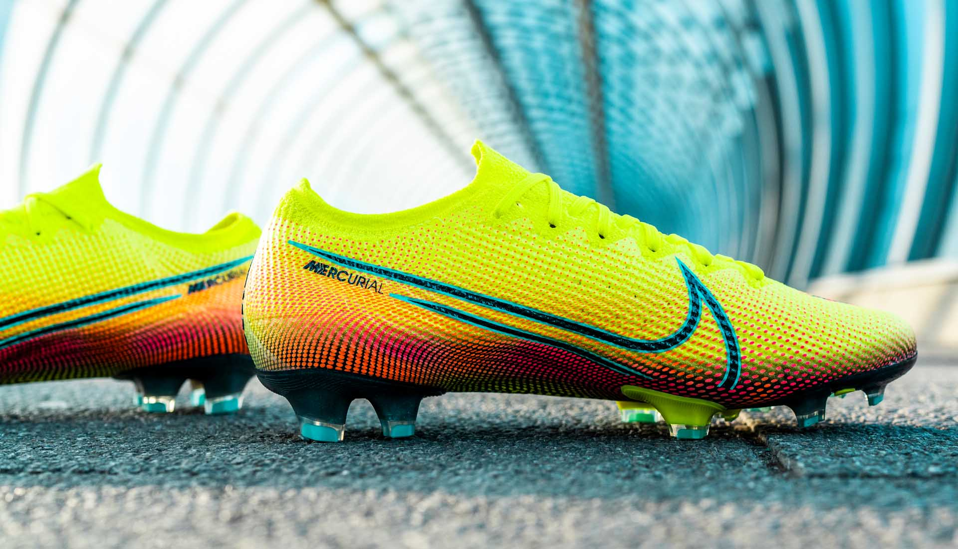 Nike Launch The Mercurial 'Dream Speed 2' - SoccerBible