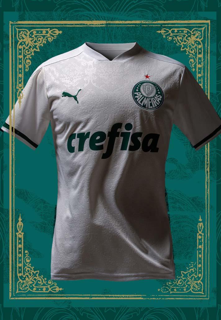 PUMA Launch Palmeiras 2020 Home & Away Shirts - SoccerBible