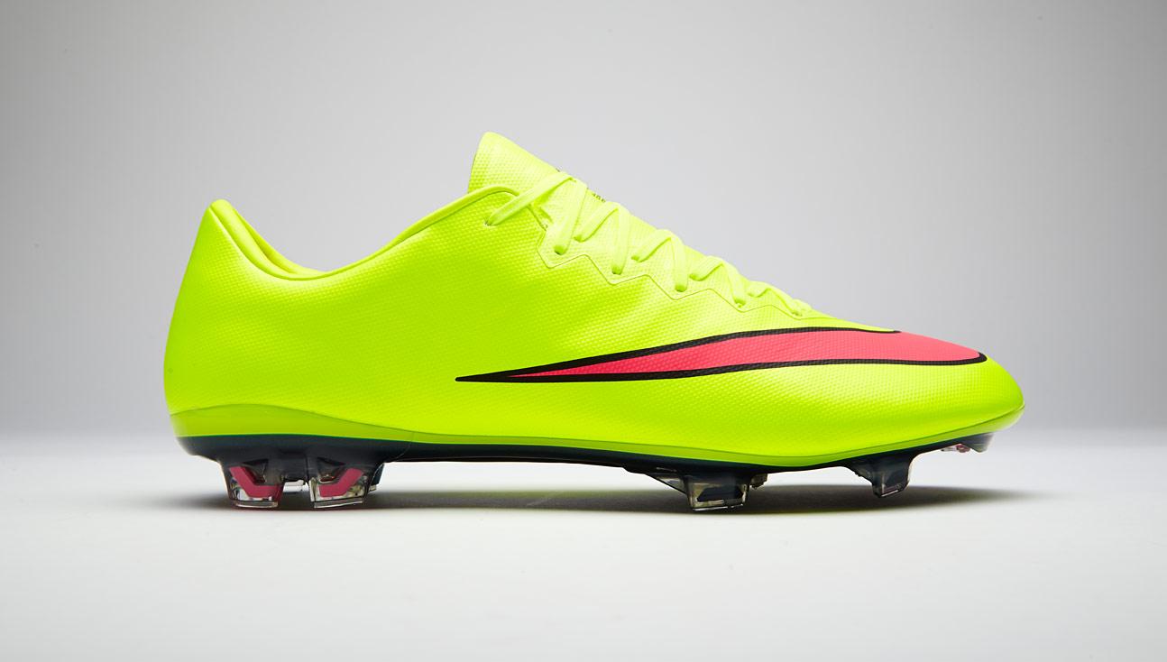 "Nike Mercurial Vapor X ""Volt Hyper Pink"" - SoccerBible d9f8dd8a2"