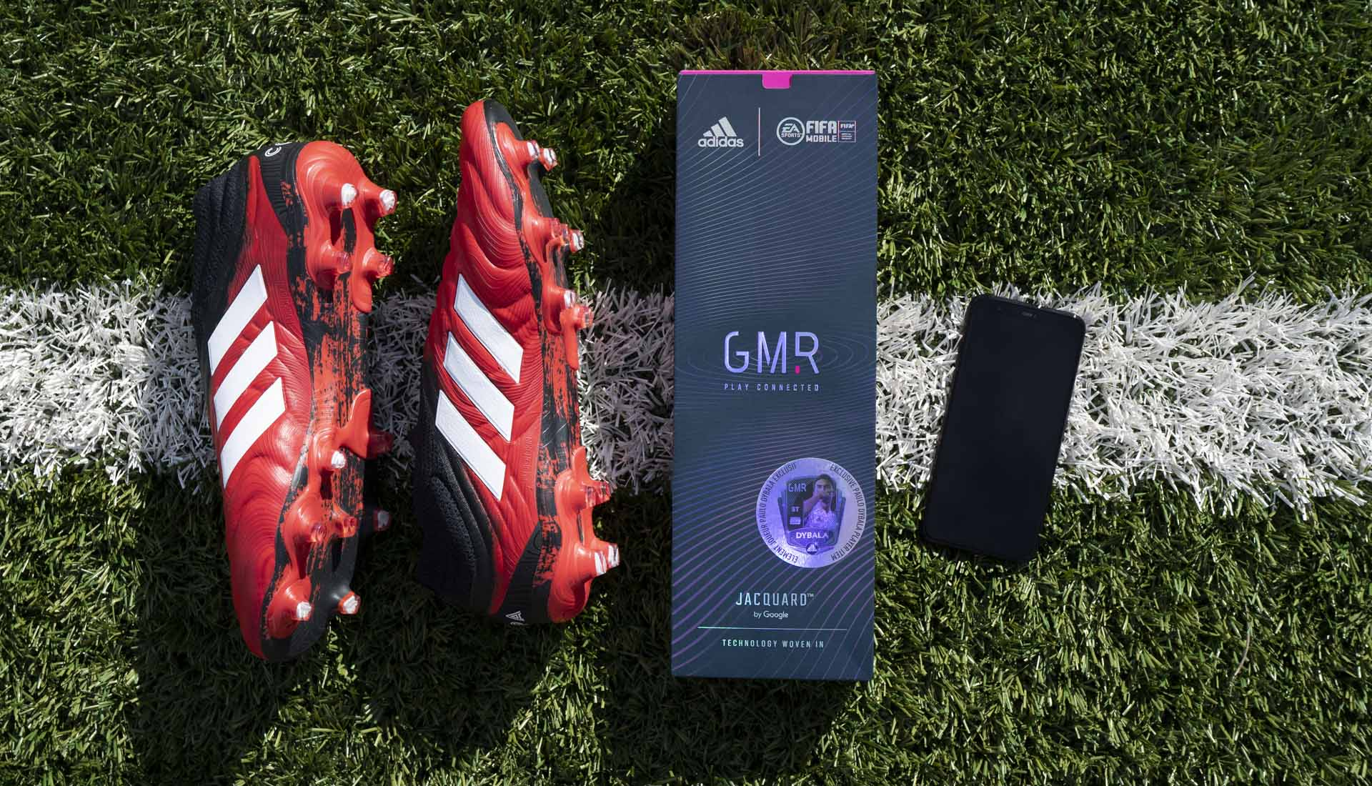 al exilio A bordo atractivo  adidas Launch The GMR Chip With EA Sports - SoccerBible