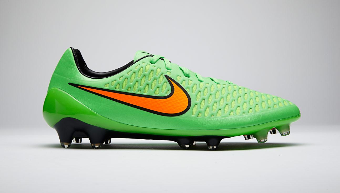 "f770ea4700ac Nike Magista Opus ""Poison Green Total Orange"" - SoccerBible"