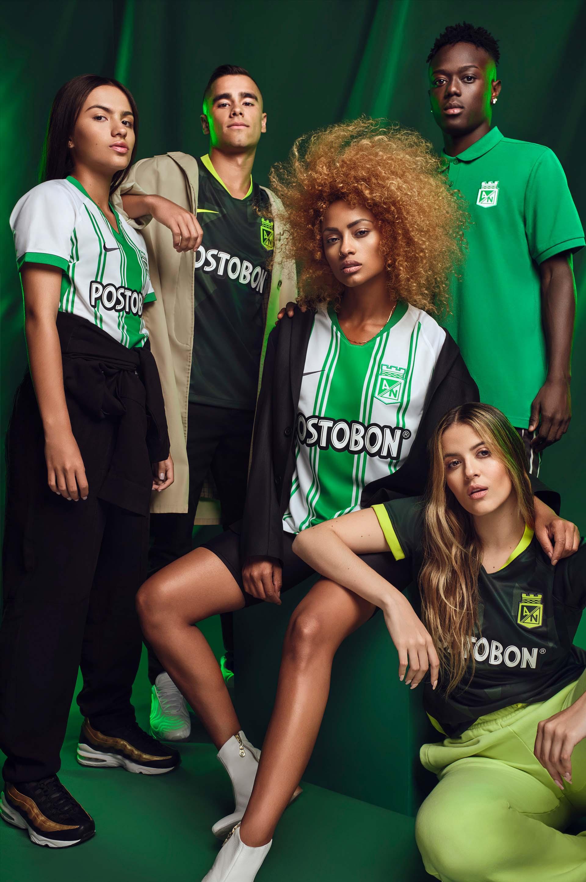 Nike Launch The 2020 Atletico Nacional Third Shirt Soccerbible