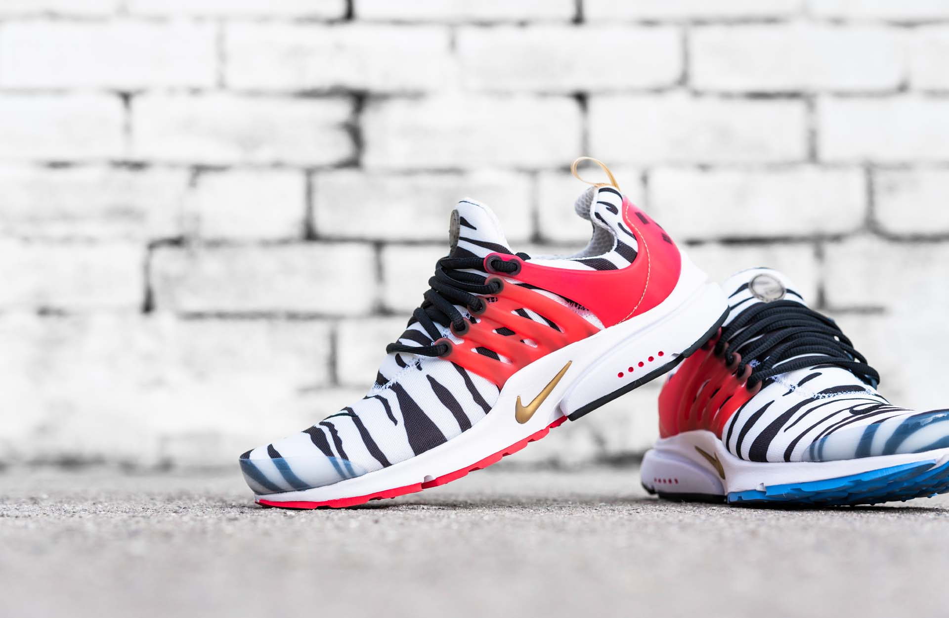 Nike Launch The Air Presto 'South Korea