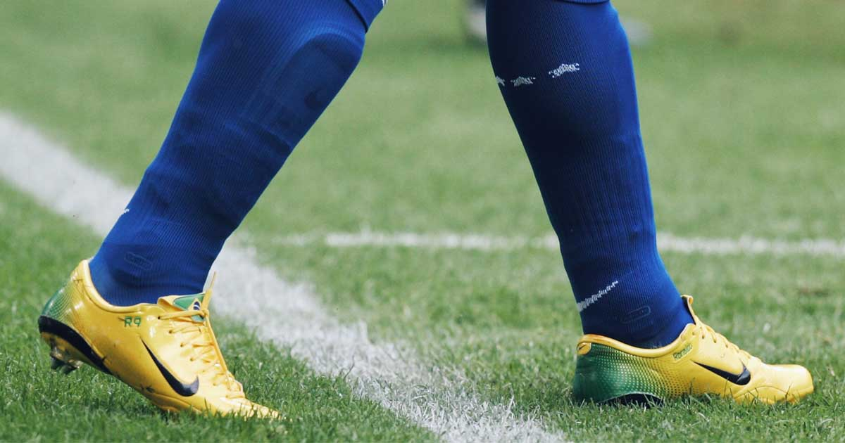 Remembering R9's World Cup Boots: 1998