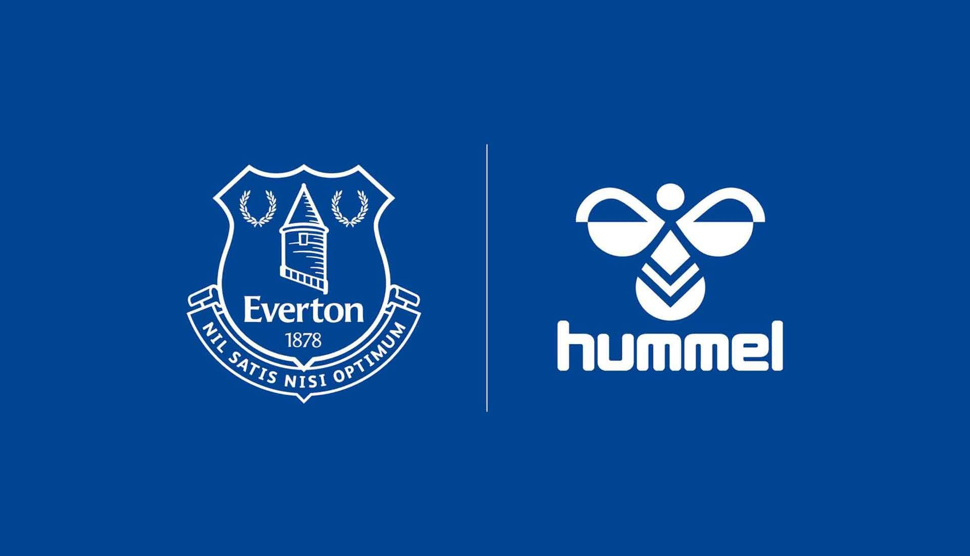 Everton Agree Club-Record Kit Deal With Hummel - SoccerBible