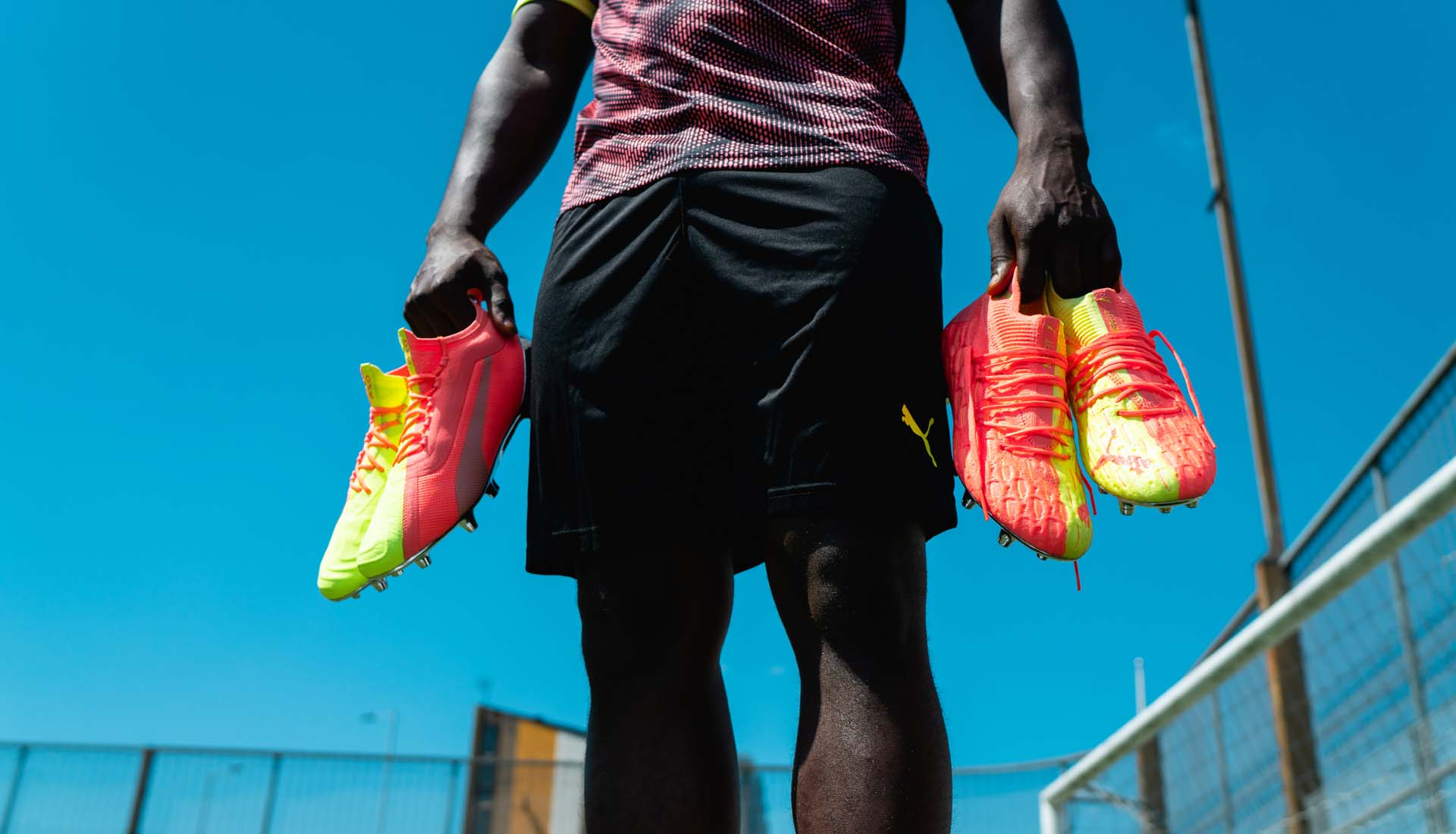 PUMA Launch The 'Rise Pack' - SoccerBible