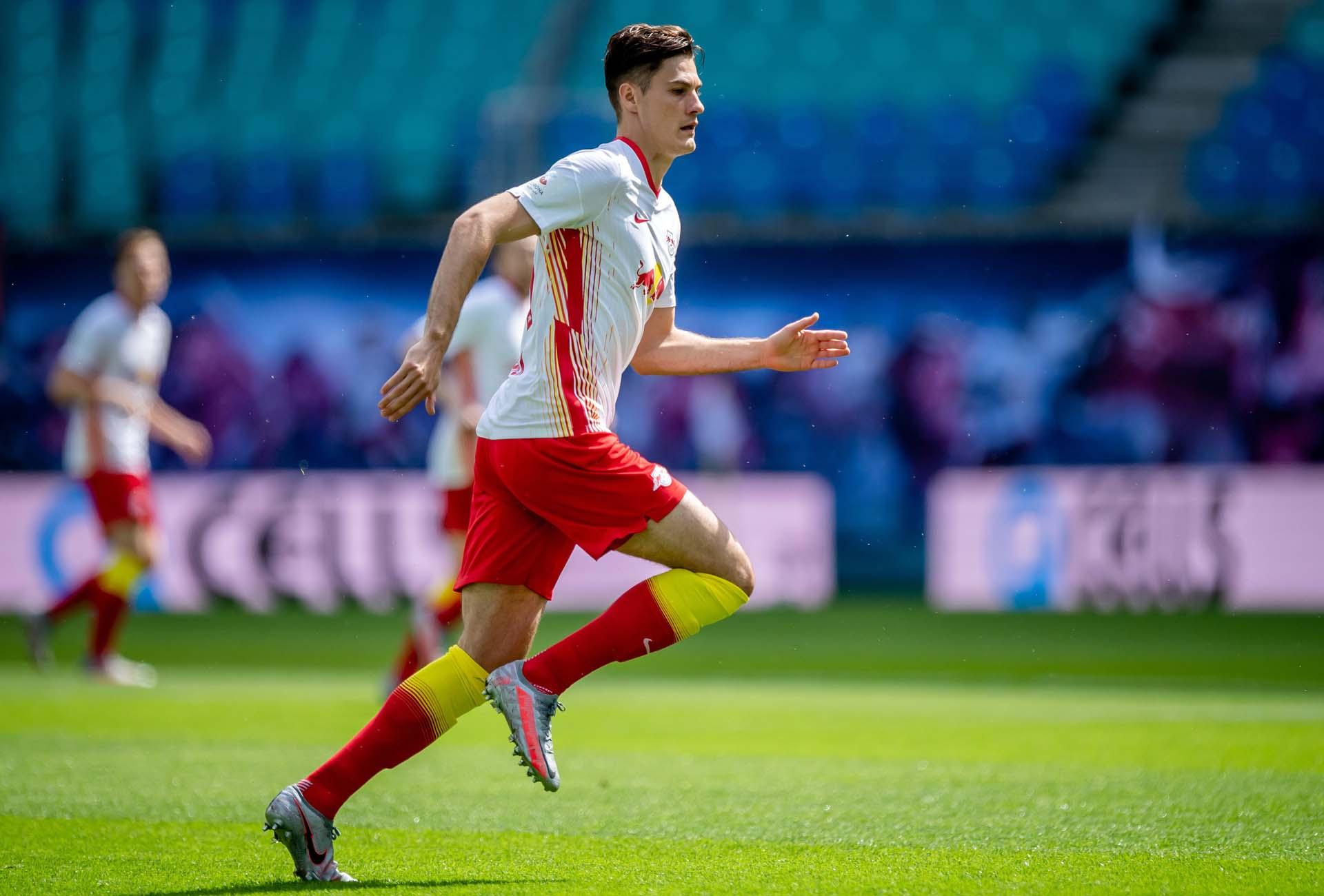 Rb Leipzig Debut Nike 20 21 Home Shirt Soccerbible