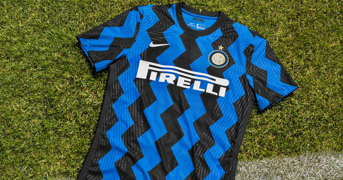 Nike Launch The Inter Milan 20 21 Home Shirt SoccerBible
