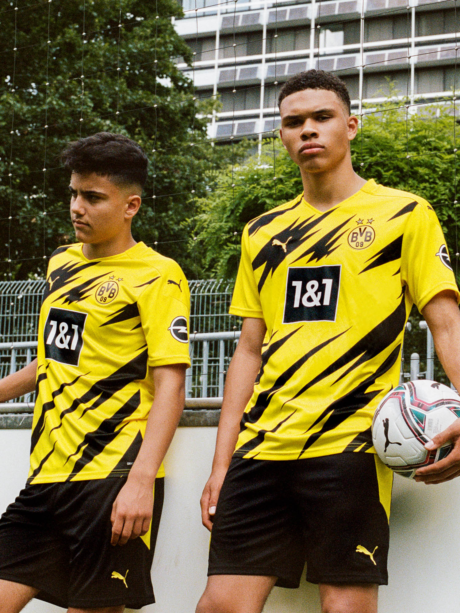 PUMA Launch Borussia Dortmund 20/21 Home Shirt - SoccerBible