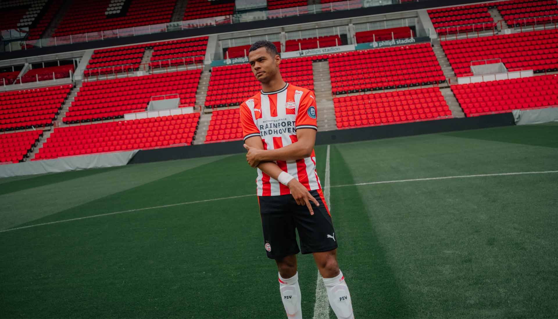 Puma Launch Psv 20 21 Home Shirt Soccerbible
