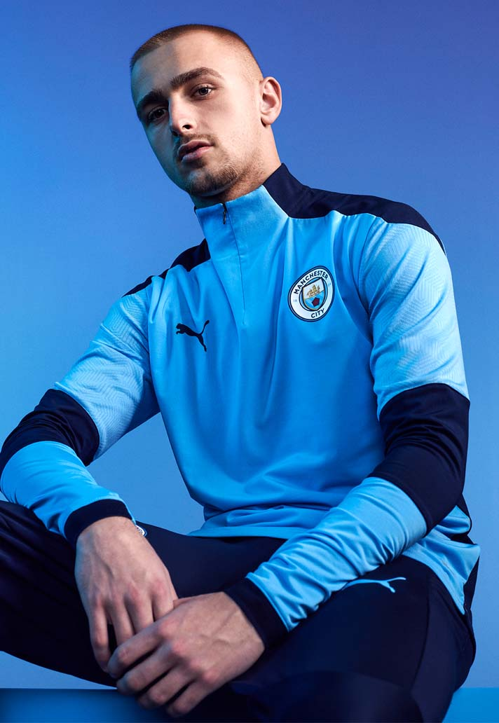 Man City Debut 20/21 PUMA Training Collection - SoccerBible
