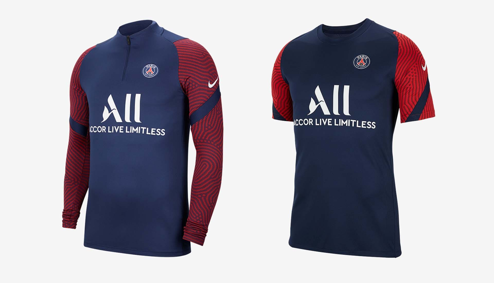 Nike Launch Psg 20 21 Training Apparel Collection Soccerbible
