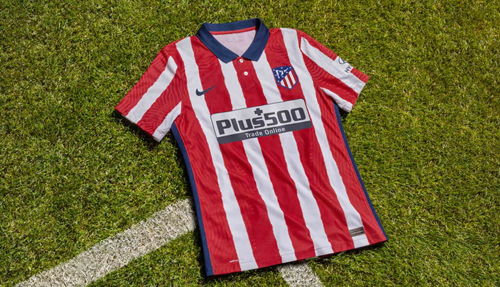 Nike Launch Atletico Madrid 20 21 Home Shirt Soccerbible