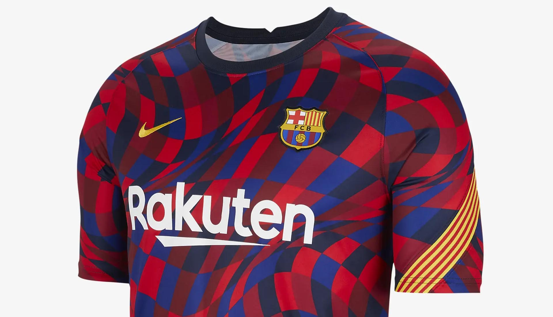 Nike Unveil Barcelona 20 21 Training Apparel Collection Soccerbible