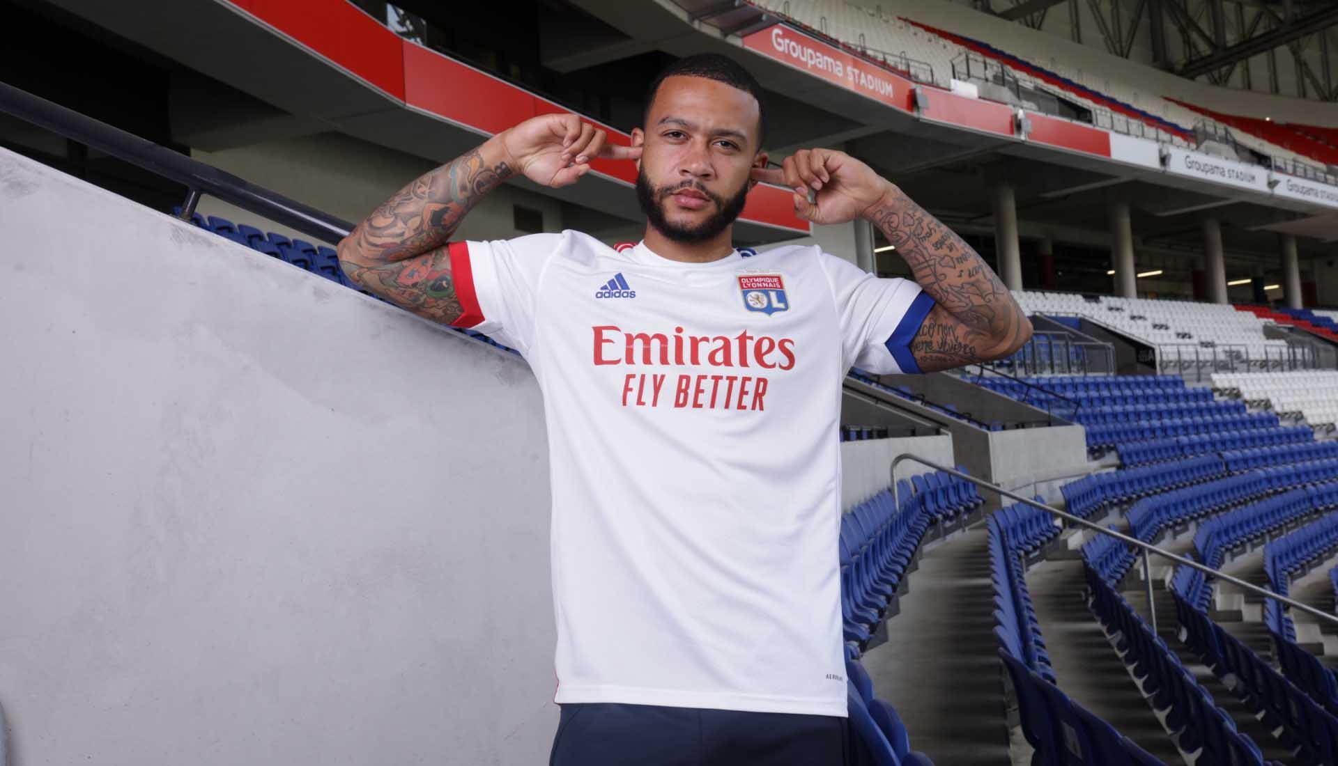 adidas Launch Lyon 20/21 Home & Away Shirts - SoccerBible